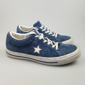 Women's CONVERSE 'One Star Premium Suede' Sz 8 US Shoes GCon   3+ Extra 10% Off