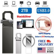 USB 3.0 2TB Flash Drive High Speed Drive Flash Memory USB Stick U Disk Storage