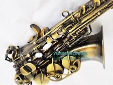 curved soprano saxophone ebay. Black Bedroom Furniture Sets. Home Design Ideas