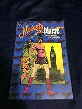 DC Comics Modesty Blaise Graphic Novel 1994