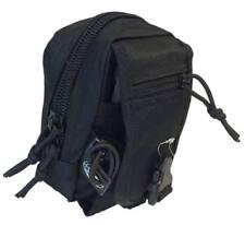 Bolso Multifunción Pequeño negro - bolso de estilo militar casual molle