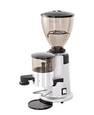 Macap | M5 Plus Stufenlos | Elektrische Kaffeemühle | hellgrau