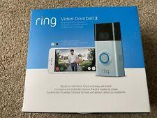 RING VIDEO DOORBELL 2ND GENERATION - BNIB