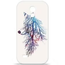 Coque Housse Etui Samsung Galaxy S4 Mini à motif Silicone Gel - R.F (My roots)