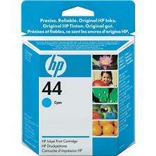 HP original 44 cian DesignJet 350 450 455 ca 750 plus 755cm C 51644c - 04/2017
