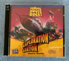 School House Rock!, Exploration Station, Creative Wonders, 2 CD-ROM (1997)