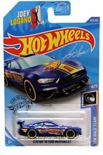 2020 Hot Wheels #222 HW Race Team Custom '18 Ford Mustang GT Joey Logano