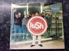 LUSH Single Girl CD 4 Trk Disc 1 Digi Pack Tinkerbell, Outside World Cul De Sac