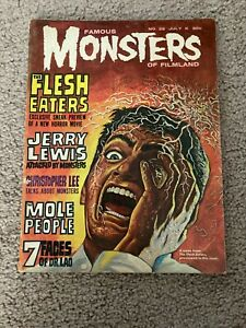 Famous Monsters of Filmland 29 1964