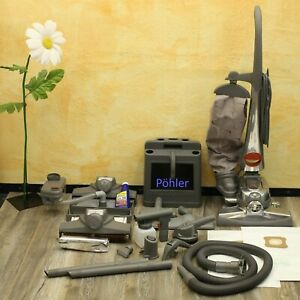 Kirby G10 Sentria + carpet Shampoo System + Floor Care System volle Hütte