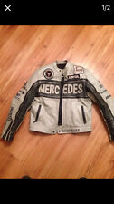 Leather Motorcycle Jacket Mercedes Benz