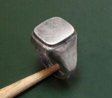 Edad clásica 835er caballeros-sello anillo Blank * anillo de plata caballeros anillo grabado