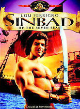Sinbad of the Seven Seas (Lou Ferrigno) Brand New DVD