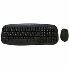 ONN Wireless Thin Keyboard (Black) ONA11H0087