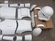 Starwars Stormtrooper armour sections  fibreglass full size adult prop cosplay
