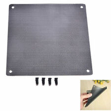 120mm PC Dustproof Cooler Fan Case Cover Dust Filter Mesh with 4 screws Gift Pop