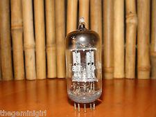 RCA Hallicrafters 12AX7 ECC83 Long Grey Pl D-Getter Vacuum Tube 1959 1380/1190