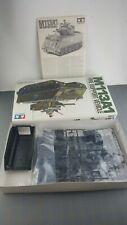Tamiya M113A1 Vintage Plastic Model Military Tank War Fire Support Vehicle 35107