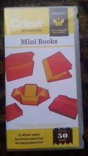 Cricut Cartridge Mini Books NEW Not Linked Scrapbooking Paper Piecing