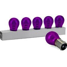77220124 LAMPADINE STOP 12V 21 / 5W VIOLA CONFEZIONE da 10 PEZZI