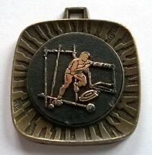 Médaille sports, ASAF PARIS 1984, largeur: 34 mm.