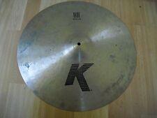 """20"""" Zildjian K Ride Cymbal 2350g"""