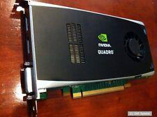 768mb ddr3 NVIDIA Quadro fx1800 PNY tarjeta gráfica-FX 1800, vcqfx 1800-PCIe-T, 1a