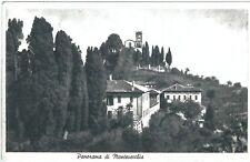 73190 - CARTOLINA d'Epoca - LECCO  provincia :  MONTEVECCHIO 1952