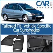 FITS Nissan Almera TINO 5dr 2000-03 UV CAR SHADES WINDOW SUN BLINDS PRIVACY TINT