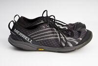 Merrell Men/'s All Out Blaze Web Vibram Sandals Black J37647 Sz 12 NIB NoLid