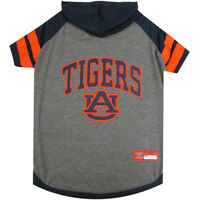 Auburn Tigers NCAA Pets First Officially Licensed Dog Pet Hoodie Tee Shirt XS-L