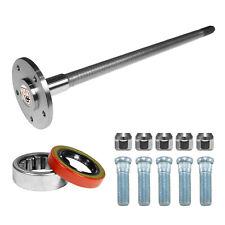 "Rear Axle Kit Fits GM 12P Diff 30 Spline 5 Lug 31-3/8"" Long"
