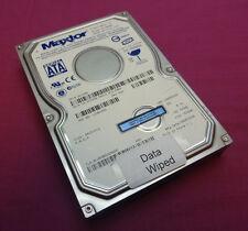 """DELL cc089 80gb Maxtor 6l080m0 bace1g10 DiamondMax 10 3.5"""" Sata Disco Duro"""