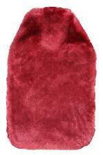 Luxury Soft Faux Hot Water Bottle Cover - Cosy Fur
