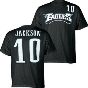 DeSean Jackson Philadelphia Eagles Black Youth Name&Number Jersey T-Shirt