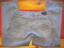 BKE Buckle JAKE Denim Jeans 33Rx29 GRAY