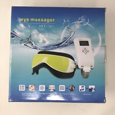 Air pressure Eye massager Hq-365 eye protector infrared heat eye Massager Works
