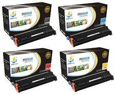 4PK 645A Toner Set C9730A C9731A C9732A C9733A HP Color LaserJet 5500 series