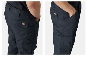 Dickies Gentlemen Everyday cargo Trousers Brand new Navy UK 34 S RRP £25