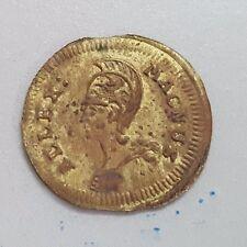 Antique Germay c1806-1852 Rech Alex Allex Magnum Math Pennig Pfennig Jeton Coin
