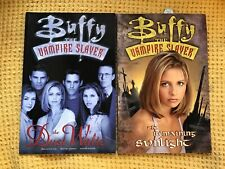 More details for buffy the vampire slayer: the dust waltz , the remaining sunlight , first prints