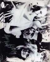 GEORGE LAZENBY JAMES BOND Hand Signed JSA COA 8X10 Photo Autographed Authentic