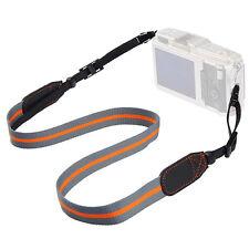 Nylon Single Lens Reflex Camera Shoulder Strap Neck Belt For Nikon Canon Fuji.UK