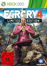 X360 / Xbox 360 Spiel - Far Cry 4 (USK18) (mit OVP)