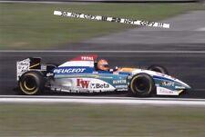 9x6 Photograph Eddie Irvine , Jordan-Peugeot 195 , British GP Silverstone 1995