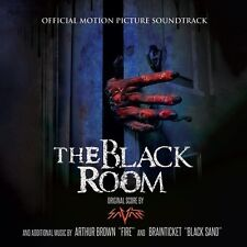 Savant - The Black Room (original Soundtrack) [New CD]