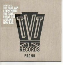 (AI112) TVT Records, The Blue Van sampler - DJ CD