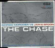 MORODER GIORGIO VS JAM & SPOON THE CHASE CDS