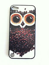 Coffee Bean Owl iPod Touch 5 Printed Cover Case for Apple