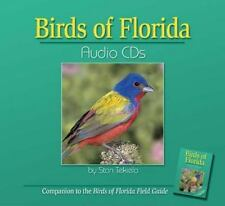 Birds of Florida Audio CDs : Companion to Birds of Florida Field Guide by...